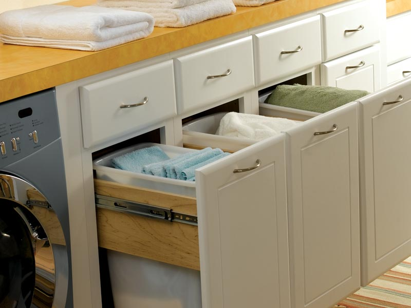 Recycle Center - Style C - Micka Cabinets