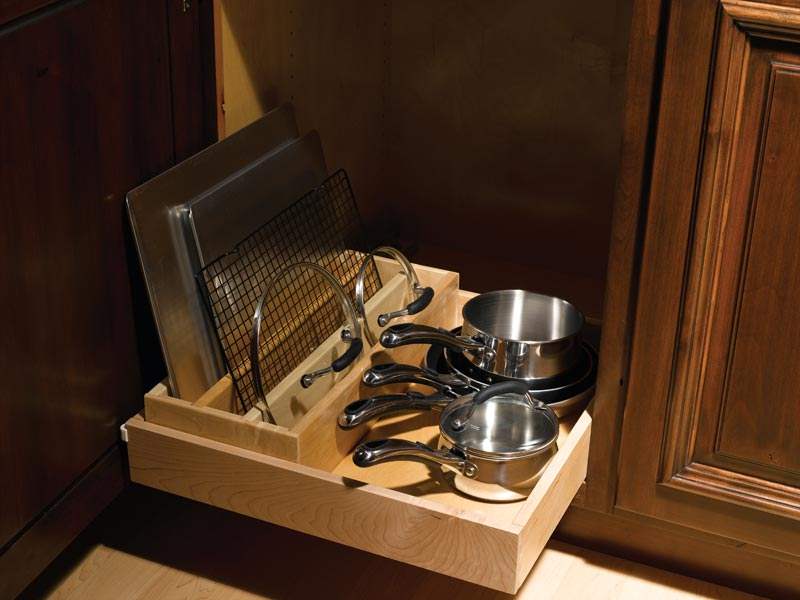 Lid storage insert micka cabinets for Cutlery storage with lid