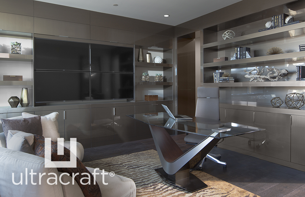 UltraCraft Cabinetry   New American Home 2016   South Beach