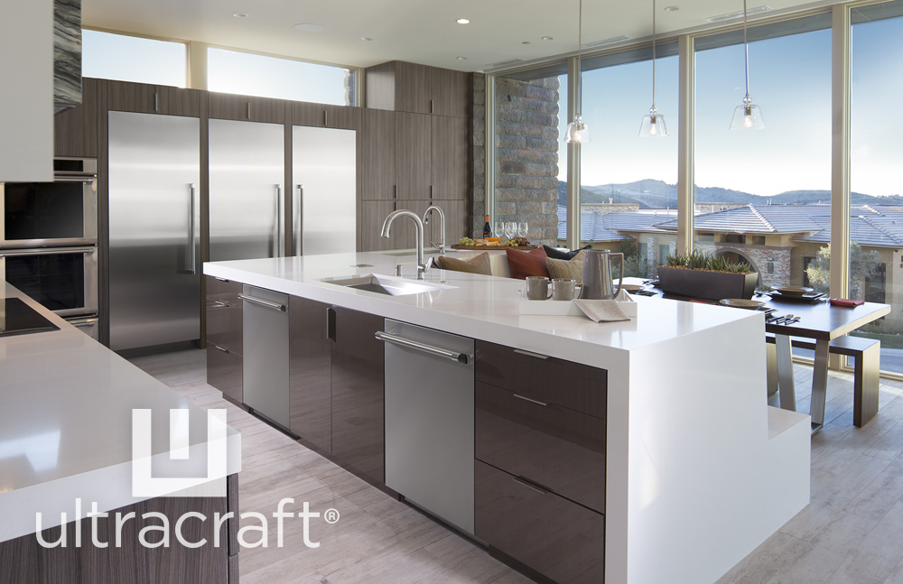 Charmant UltraCraft Cabinetry   New American Home 2016   South Beach And Piper