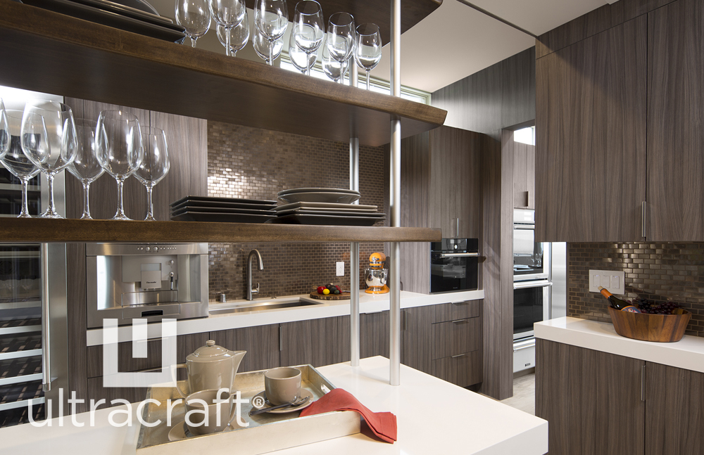 Ultracraft Cabinetry New American Home 2016 Piper